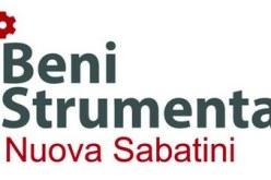 Agevolazioni per acquisto di beni strumentali (nuova Sabatini)