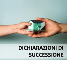 DICHIARAZIONE SUCCESSIONE
