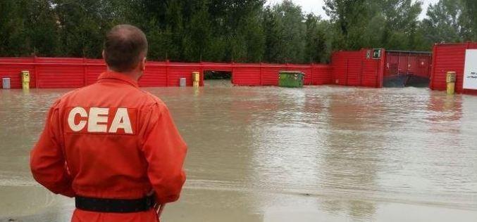Esondazione fiume Santerno – censimento danni