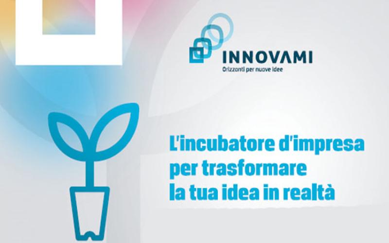 Nuovo bando di accesso all'incubatore INNOVAMI