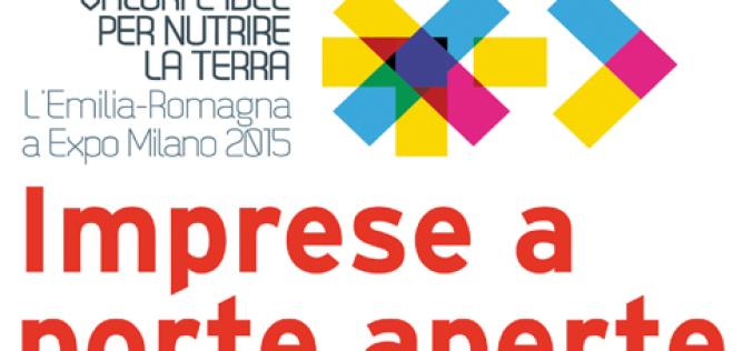 """""""Imprese porte Aperte"""": programma della Regione Emilia – Romagna in occasione dell'EXPO"""