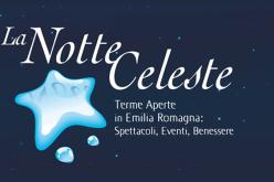 """""""La Notte Celeste"""" 13 giugno 2015 – Evento Terme Emilia Romagna"""