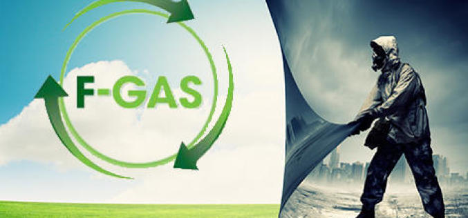 Gas fluorurati a effetto serra – Dichiarazione F-gas