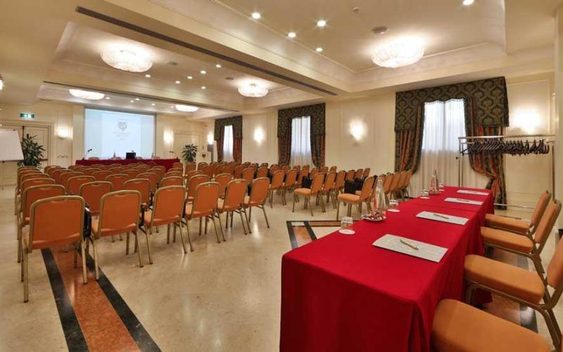 Prevenzione incendi – sale di alberghi appositamente allestite e destinate a riunioni varie