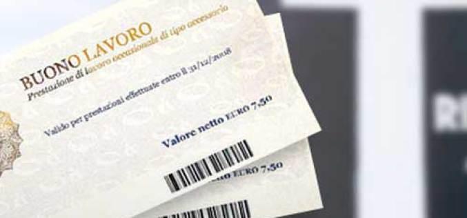 Voucher INPS non più acquistabili in Posta da parte delle Aziende