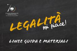 LEGALITA' MI PIACE: mobilitazione nazionale il 25 novembre 2015