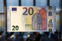 Arriva la nuova banconota da 20 euro