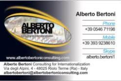 Alberto Bertoni Consulting