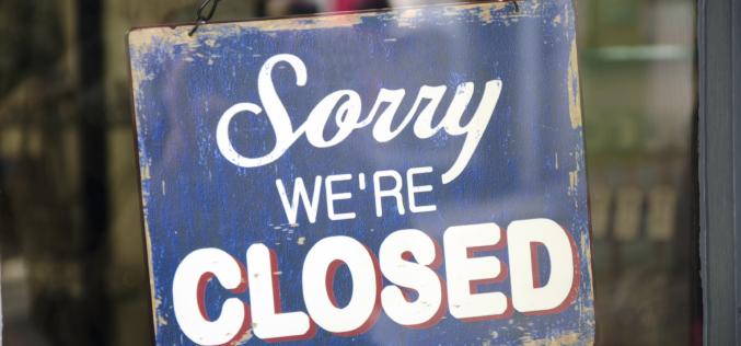 Comunicazione chiusura uffici