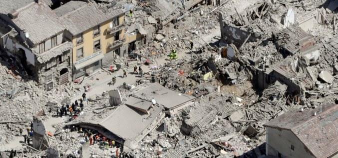 """Confcommercio su terremoto: """"sostegno immediato a famiglie e imprese"""""""