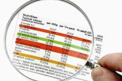 Scatta l'obbligo della dichiarazione nutrizionale in etichetta