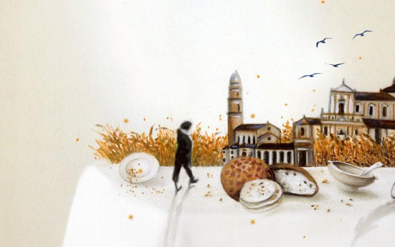 """Baccanale """"Chicchi, grani e farine"""" – dal 5 al 27 novembre 2016"""