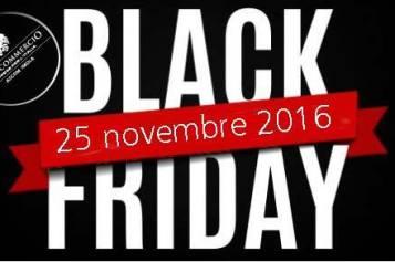 Black Friday: il 25 novembre è il venerdì dello shopping
