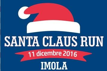 Domenica 11 Dicembre partecipa alla Santa Claus Run!