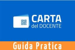 Carta del docente: attivazione portale