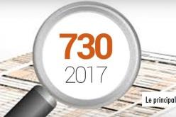 730/2017: novità e scadenze della nuova dichiarazione dei redditi