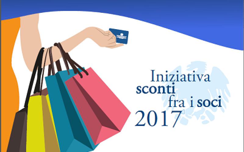 SCONTI FRA I SOCI 2017: scopri le nuove convenzioni