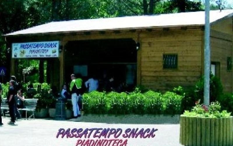 Chiosco Passatempo Snack