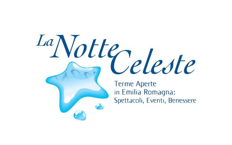 """""""La Notte Celeste"""" 17 giugno 2017 – Evento Terme Emilia Romagna"""