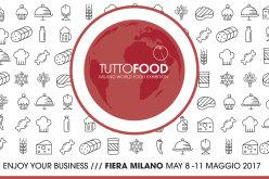 Tuttofood: Fiera Milano 8- 11 Maggio 2017 – ingressi omaggio per i soci
