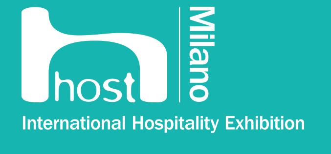 FIPE a HOST – Milano 20-24 Ottobre 2017