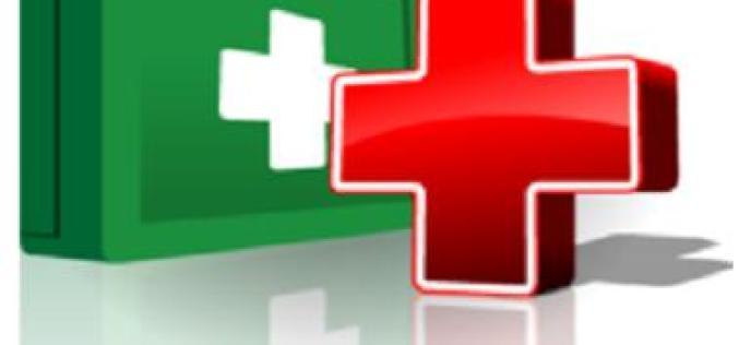 Nuove date per il corso obbligatorio di aggiornamento delle misure di primo intervento e pronto soccorso