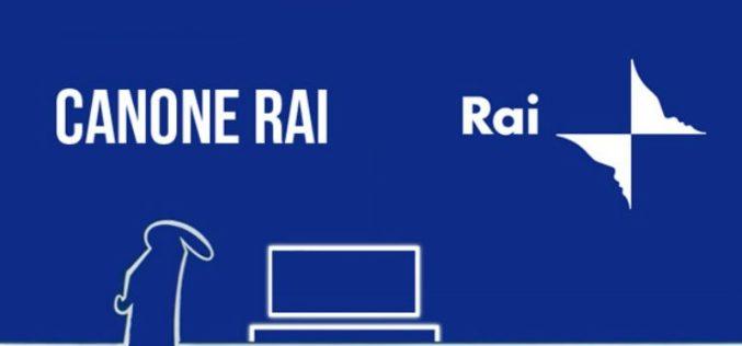 CANONE RAI, va dichiarata annualmente la non detenzione della TV