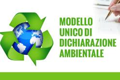MUD: Approvazione del modello unico di dichiarazione ambientale e le novità per l'anno 2018
