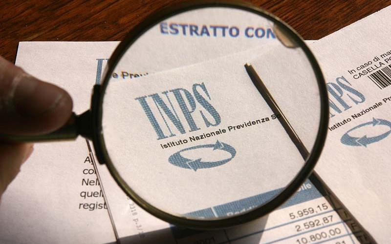 INPS: contributi previdenziali 2018