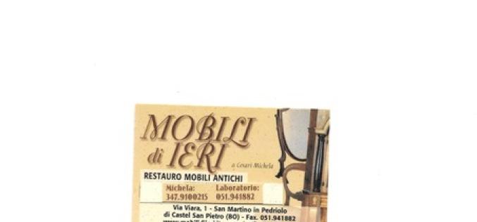 Mobili di Neri e Cesari Michela restauro mobili antichi