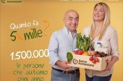 Fondazione Banco Alimentare: hai già deciso a chi destinare il tuo 5xmille?