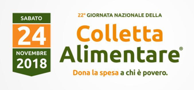22° edizione della COLLETTA ALIMENTARE