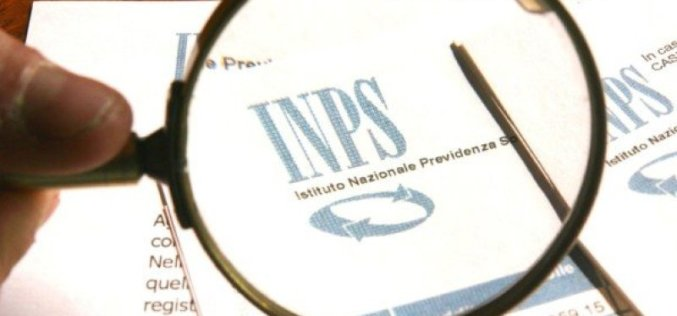 INPS: contributi previdenziali 2019