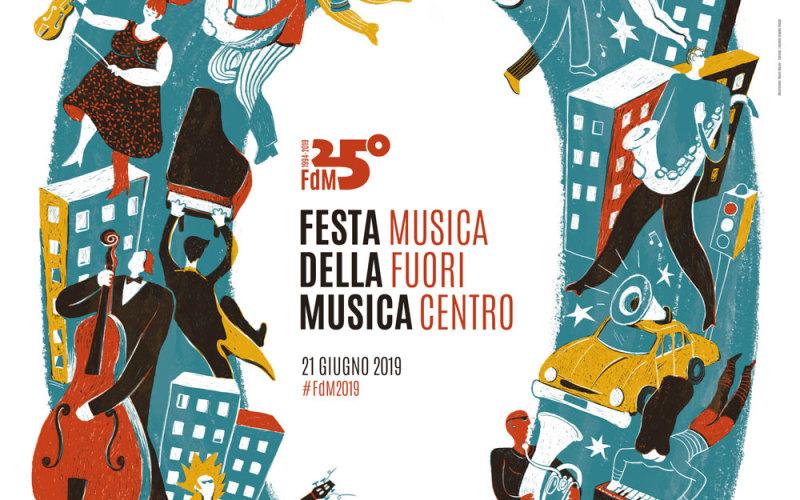 Festa della Musica 2019: tariffe SIAE scontate per gli eventi del 21 giugno