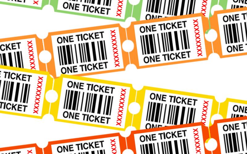 Ticket Redemption DGR 401/2019 – Locandina