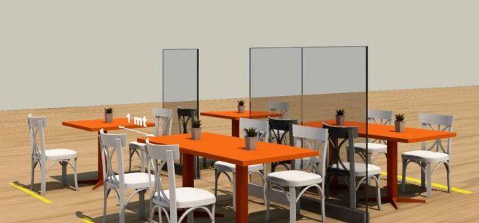 Capienza massima per ristoranti e bar: come calcolarla con il nuovo dpcm