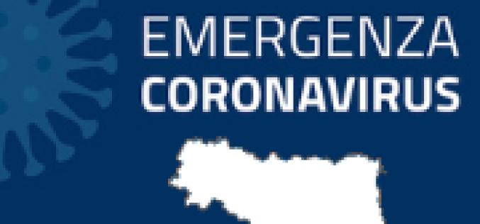 EMILIA ROMAGNA ZONA ARANCIONE + ORDINANZA REGIONALE
