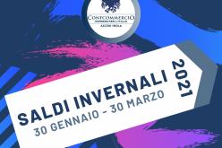 COMUNICATO STAMPA SALDI INVERNALI 2021