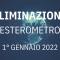 DAL 2022 SARA' ABOLITO L'ESTEROMETRO